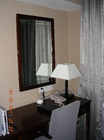 Rayfont Shanghai Nanpu Hotel: DSCN3495