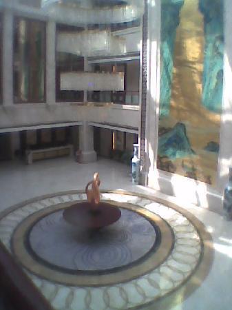 Changjiang International Hotel : 酒店大堂