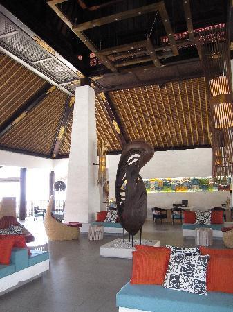 Bali Holiday Resort : 大堂一角