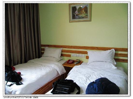 Lvzhou Press Hotel: 房间