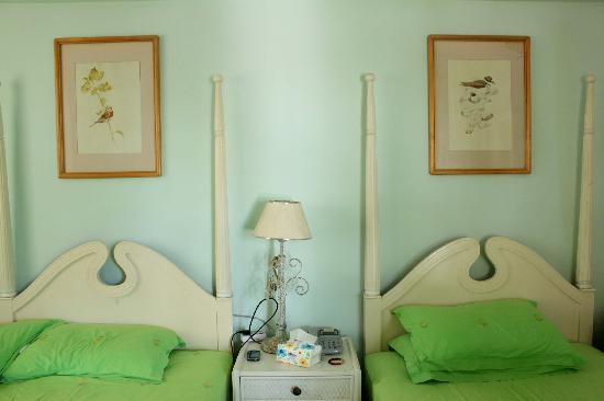 Venus Garden Villa: 双床间