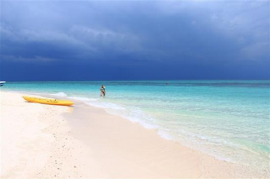 Krabi Town, Thaïlande : PP的群岛的竹子岛