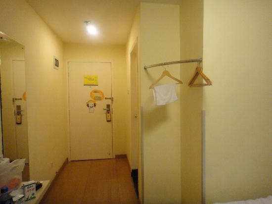 7 Days Inn (Guangzhou Liwan Road) : 自主大床房