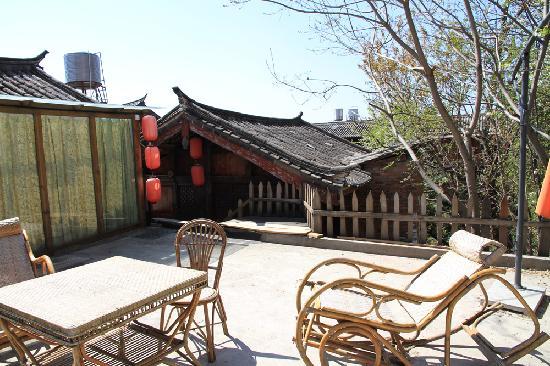 Wushuang Inn: 阳台