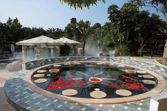 Bishuiwan Spa Resort