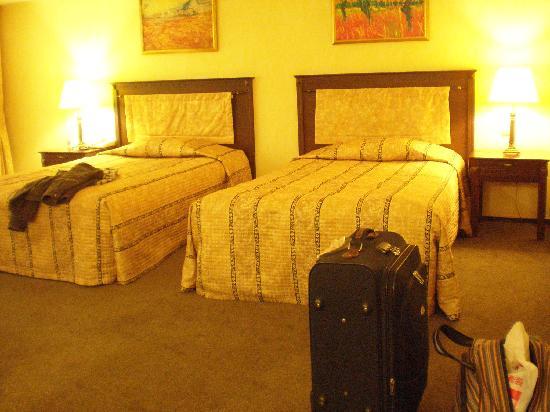 Grand Mir Hotel: 很大的房间1