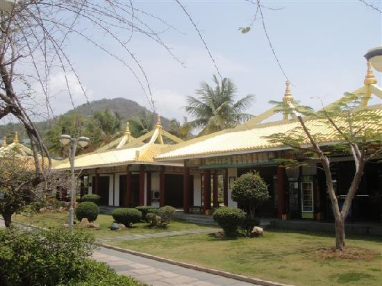 Район культурного туризма Наншан