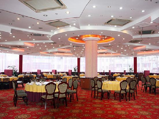 New Jiulong Hotel: 中餐厅
