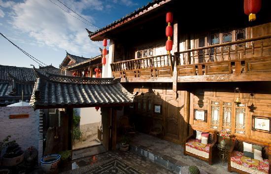 Lvye An Jia: 幽静而精致的小院