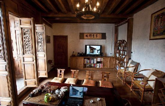 Lvye An Jia: 客厅