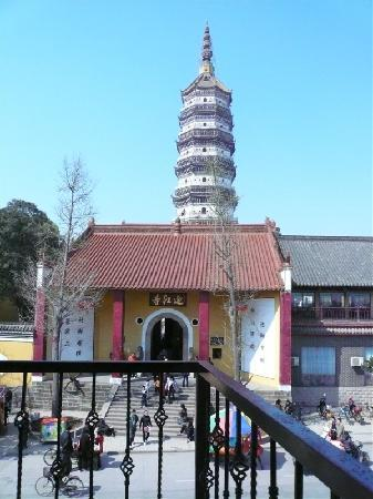 Yingjiang Temple: 迎江寺