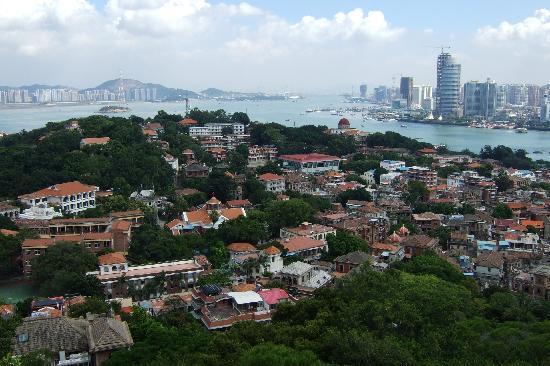 Xiamen, China: 鼓浪嶼