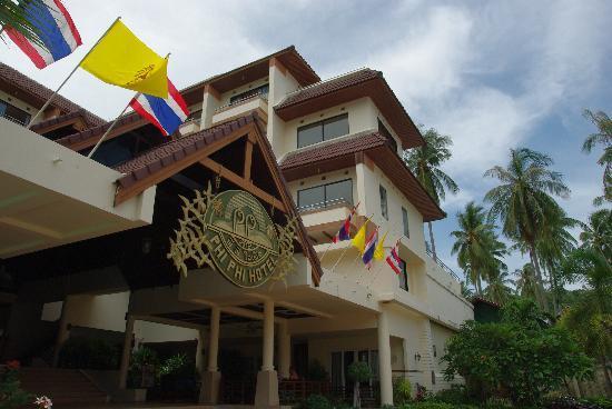 Phi Phi Hotel: 主楼