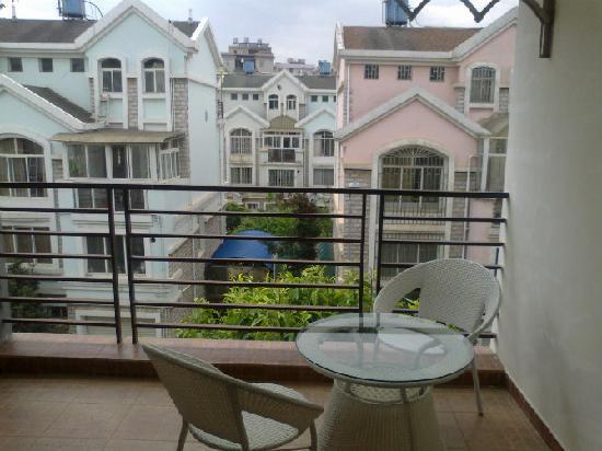 Lvye Holiday Villa Inn Kunming : 2