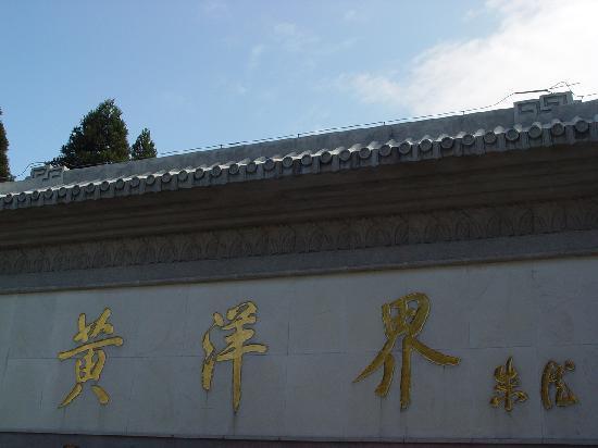 Jinggangshan Lingxiufeng Scenic Resort