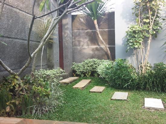 Villa Nian : 房间入口