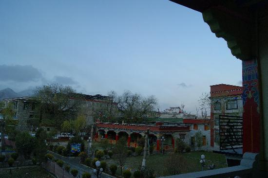Tianshu Garden Hotel: 窗外的风景