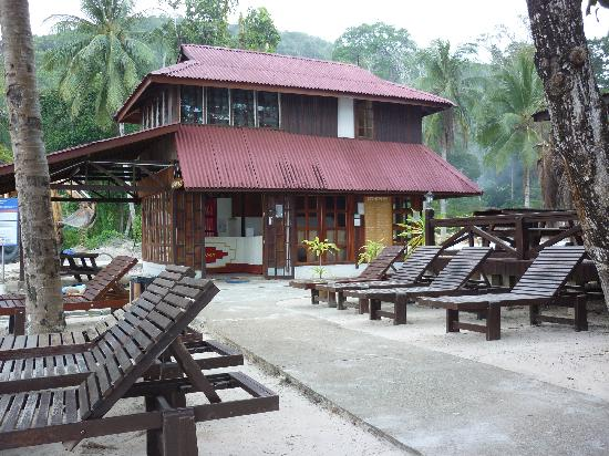 Redang Holiday Beach Villa