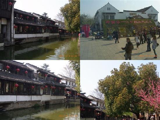 Zhouzhuang Boat: 真的很美