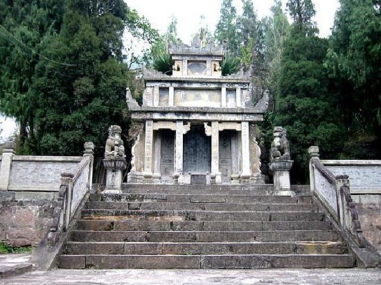 Quyuan Temple of Yichang