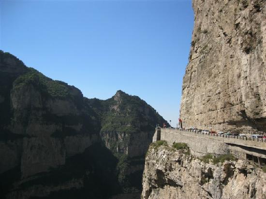 Jiexiu, Cina: 悠悠绵山