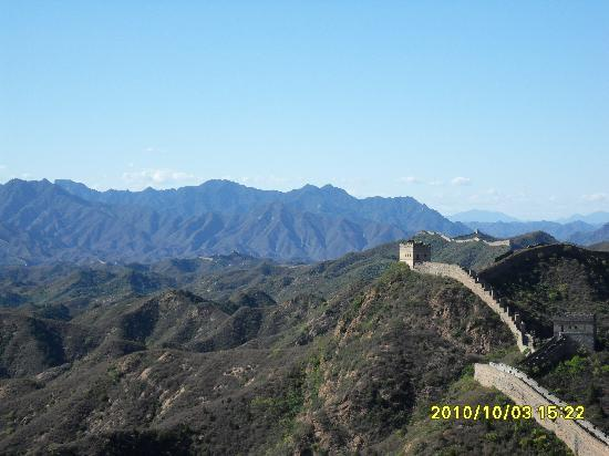Jinshanling Great Wall: 雄壮