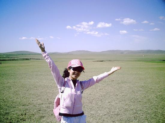 Inner Mongolia Racecourse : 草原美