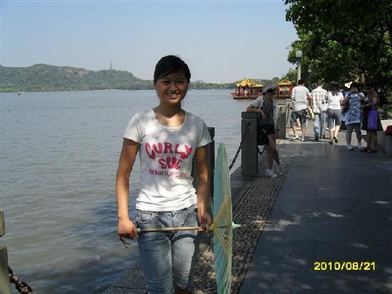 West Lake (Xi Hu): xcz