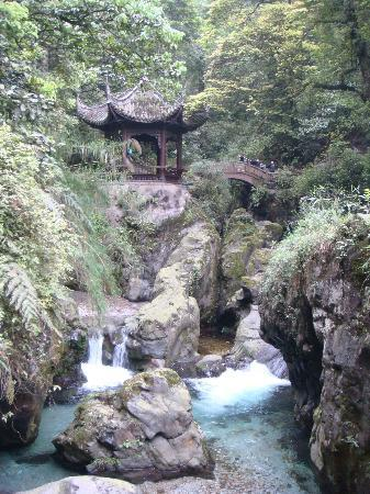 QingYinPavilion