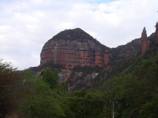 Danxia Qianjkun Mountain Scenic Zone: C:\fakepath\large_8851n172