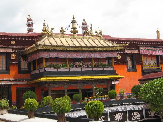 Temple de Jokhang