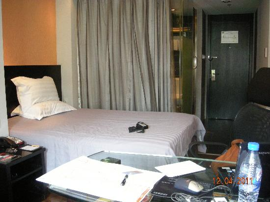 FuramaXpress Hotel Xujiahui Shanghai Stadium : DSCN3426