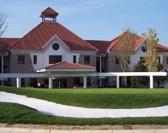 Huashan Country Club: 俱乐部住所