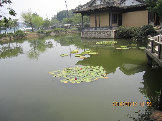 Taihu Yuantouzhu Scenic
