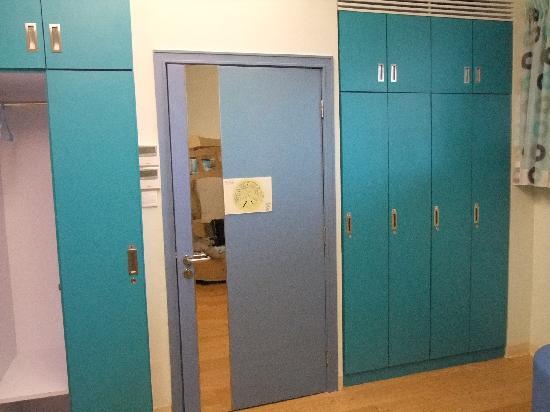 Heisha Youth Hostel: 房间内