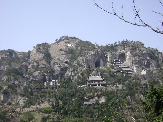 Mt.Yandang Resort: 石窟
