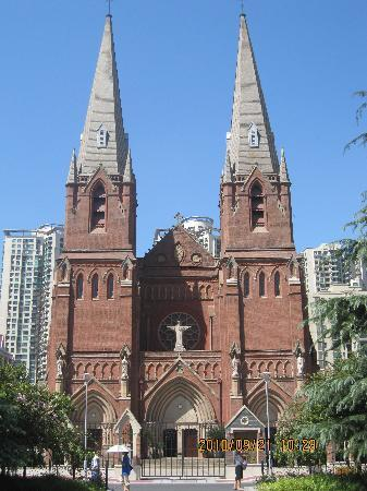 ‪Xujiahui Catholic Church‬