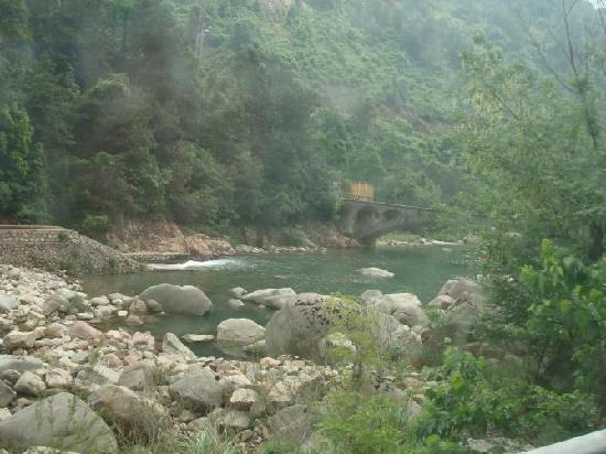 Lin'an, China: 浙江风景