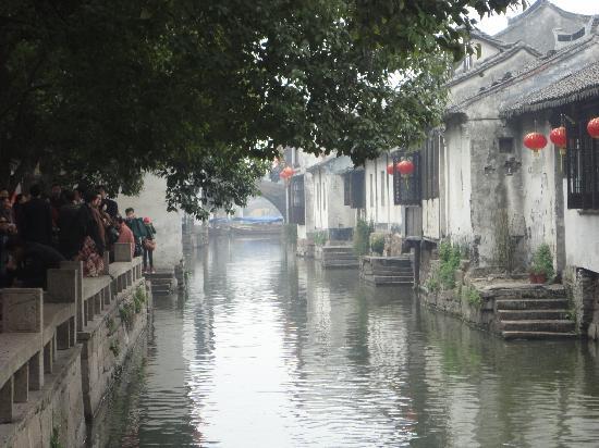 Zhouzhuang Boat: DSC00882