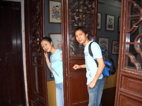 Klassische Gärten von Suzhou: 我们来了~~