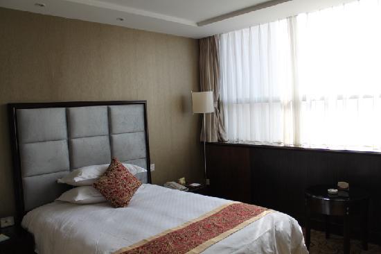 Dahe Jinjiang Hotel: 房间