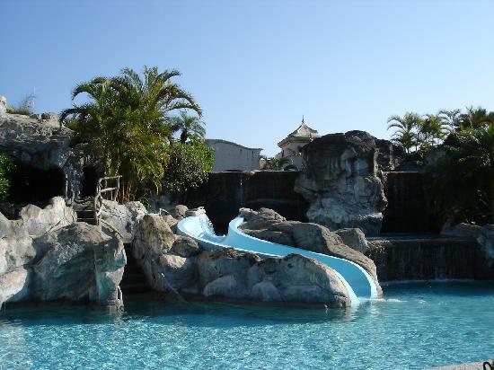 Promisedland Resort & Lagoon: 免费游泳池