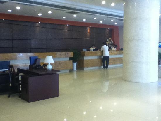 Botel Hotel: 大堂
