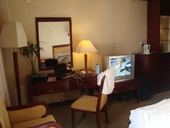 Botel Hotel: 客房