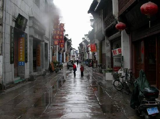 Huizhou Ancient City: 梦中徽州