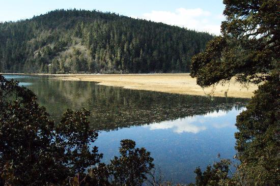 碧塔海自然保护区