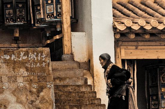 Tianzang Platform of Langmu Temple