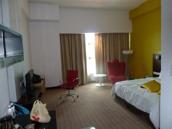 Imperial International Hotel: 房间布置