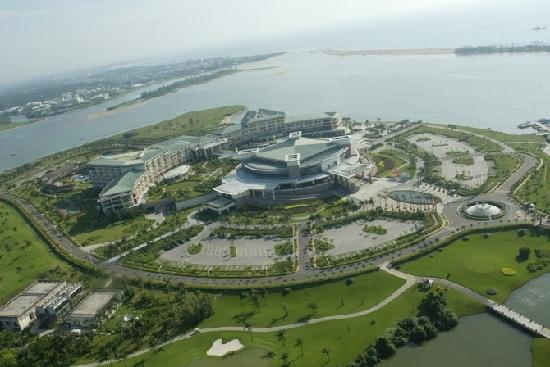 Venue of Asian Forum For Qionghai Bo'ao