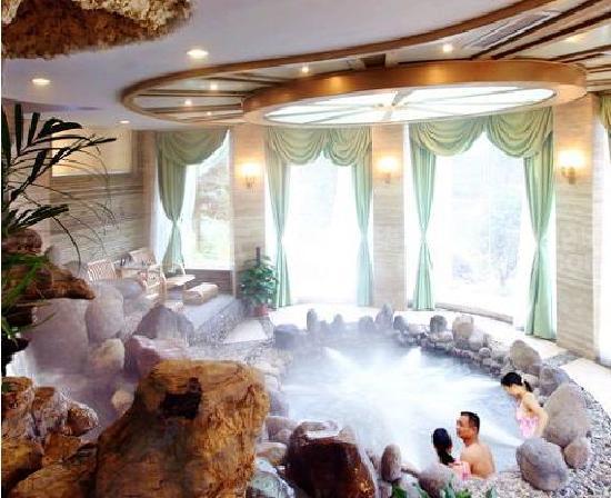 Qingshuiwan Onsen Resort